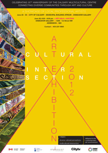 Cultural Intersection 2012 Art exhibition