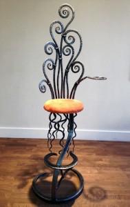 Pedestool by Manuka Forge Studio $6000