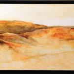Acrylic on birch panel, 20x60in. Janie Lockwood. $1,999